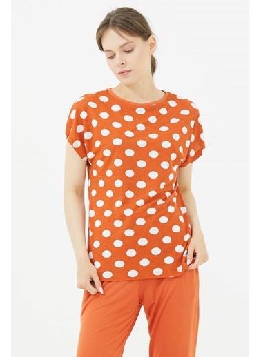Sementa Pijama Takım Kiremit